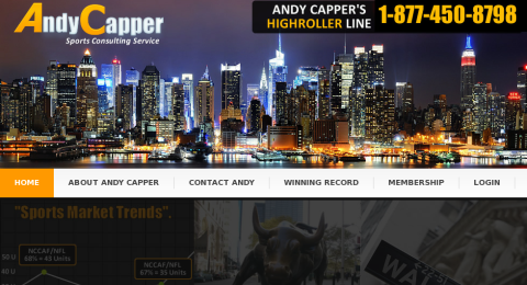 Andy Capper Reviews