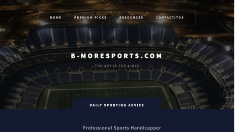 B-MoreSports Reviews