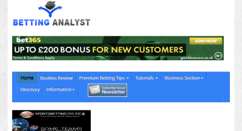 Betting Analyst Reviews