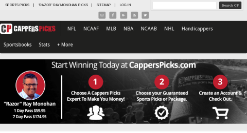 Cappers Picks Reviews
