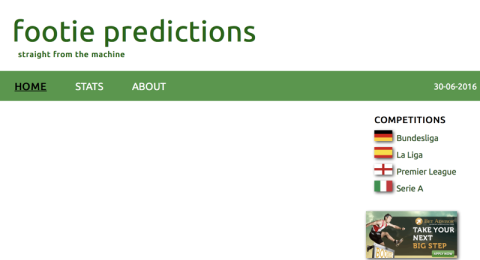 Footie Predictions Reviews