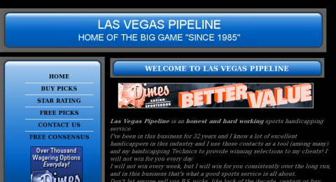 Las Vegas Pipeline Reviews
