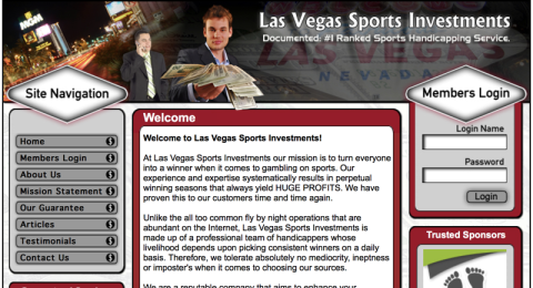 Las Vegas Sports Investments Reviews
