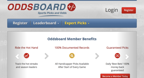 Oddsboard Reviews