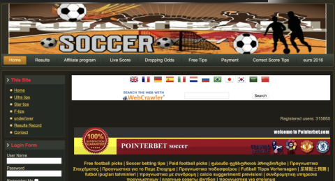 Pointer Bet (Soccer) Reviews