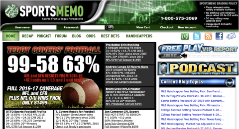 Sports Memo Reviews